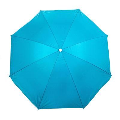 Зонт садовый Green Glade 0012 (голубой, 2000х2050 мм)