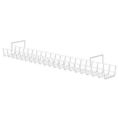 Кабель-канал Drive сетчатый подвесной (белый, 1000х120х60 мм)