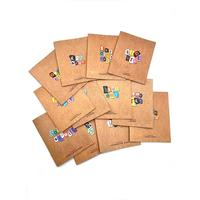 Набор тетрадей предметных Апплика Крафт А5 40 листов