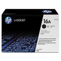 Картридж лазерный HP 16A Q7516A черный оригинальный
