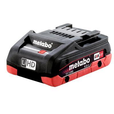 Аккумулятор Metabo Li-Ion HD 18 В 4.0Ач (625367000)