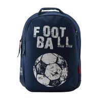 Рюкзак школьный Bruno Visconti Футбол синий