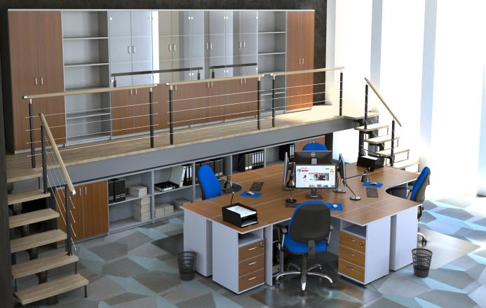 Мебель для персонала Easy Standard
