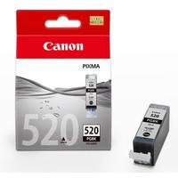 Картридж струйный Canon PGI-520BK 2932B004 черный оригинальный