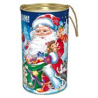 Новогодний сладкий подарок Мешок подарков 1000 г (с 4D игрой)
