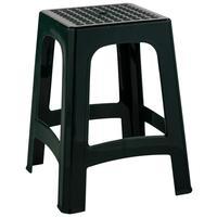Табурет Элластик темно-зеленый (370x370x460 мм)