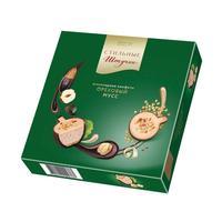Шоколадные конфеты Стильные штучки Ореховый мусс 104 г