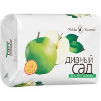 Мыло туалетное Дивный сад Зеленое яблоко 90 г