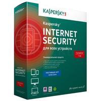 Антивирус Kaspersky Internet Security база для 5 ПК на 12 месяцев (KL1941RBEFS)