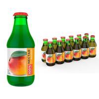 Нектар Barinoff манго с мякотью 250 мл (12 штук в упаковке)