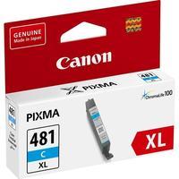 Картридж струйный Canon CLI-481XL C 2044C001 голубой оригинальный повышенной емкости