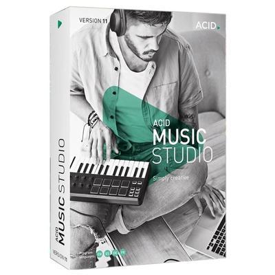 Программное обеспечение Magix ACID Music Studio 11 - ESD электронная лицензия для 1 ПК (ANR008271ESD)