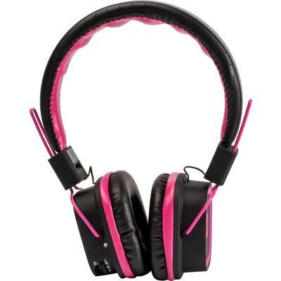 Наушники HARPER HB-311 розовые