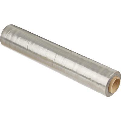Стрейч-пленка для ручной упаковки вес 2 кг 17 мкм x 50 см х 255 м (престрейч 180%)