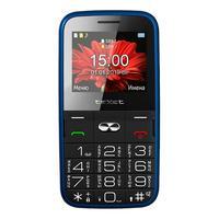 Мобильный телефон Texet TM-227B синий