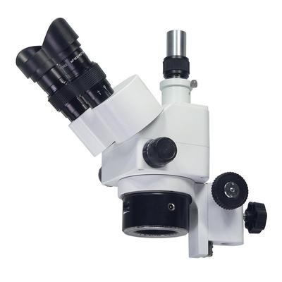 Головка оптическая МС-4-ZOOM (тринокуляр) с фокусир.мех-ом на штатив,25477