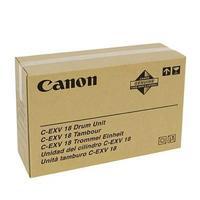 Фотобарабан Canon C-EXV18 черный оригинальный