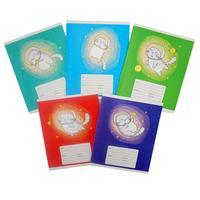 Тетрадь школьная Канц-Эксмо Космокотики А5 24 листа в линейку (обложка в ассортименте)