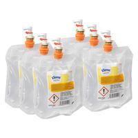 Освежитель воздуха для диспенсера Kimberly Clark 6188 Kleenex Energy  Fragrance Refill 6 штук по 300 мл