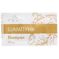 Шампунь для волос 10 мл саше (500 штук в упаковке)