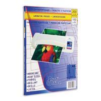 Пленка для ламинирования ProfiOffice 303x426 мм (А3) 100 мкм глянцевая (100 штук в упаковке)