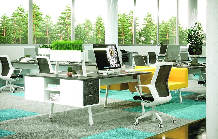 Мебель для персонала AIR ZONE