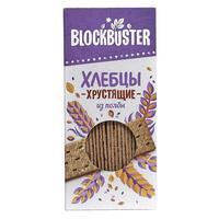 Хлебцы Blockbuster хрустящие из полбы пшеничные 130 г