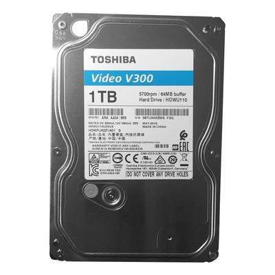 Жесткий диск Toshiba 1 Tb 3.5 дюйма SATA 3 HDWU110UZSVA