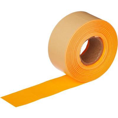 Этикет-лента прямоугольная оранжевая 29х28 мм (10 рулонов по 700 этикеток)