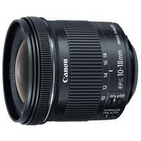 Фотообъектив Canon EFS 10-18 мм f/4.5-5.6 IS STM