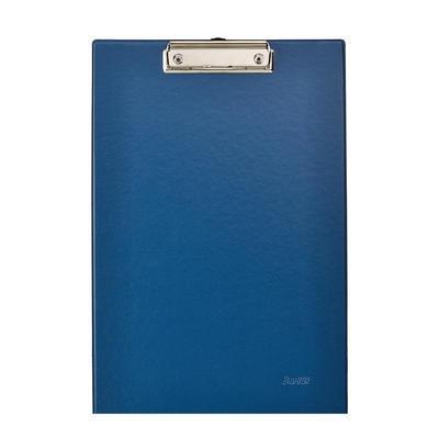 Папка-планшет с зажимом Bantex A4 синяя