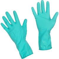Перчатки латексные Paclan Practi Extra Dry с хлопковым напылением (размер 7, S, 407330)
