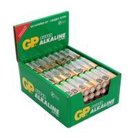 Батарейки GP Super пальчиковые AA LR6 (96 штук в упаковке)