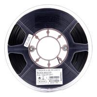 Пластик PLA+ для 3D-принтера ESUN черный 1,75 мм 1 кг