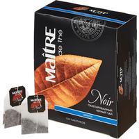 Чай Maitre de The Цейлон черный 100 пакетиков