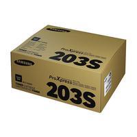 Тонер-картридж Samsung MLT-D203S SU909A черный оригинальный