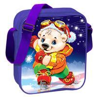 Новогодний сладкий подарок Медвежонок 800 г (с магнитом)