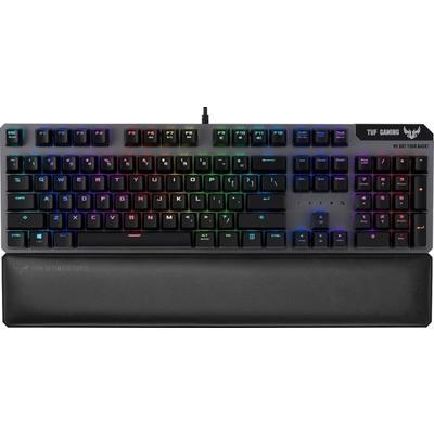 Клавиатура Asus TUF Gaming K7 (90MP0191-B0RA00)