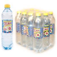 Вода питьевая Стэлмас О2 Кислород негазированная 0.6 л (12 штук в упаковке)