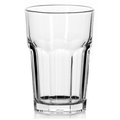 Стакан Pasabahce Касабланка стекло высокий 355 мл (артикул производителя 52708SLBT)