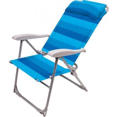 Шезлонг Ника К2 (синий)
