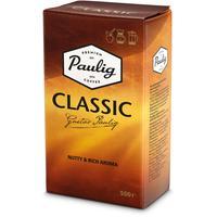 Кофе молотый Paulig Classic 500 г (вакуумная упаковка)
