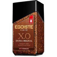 Кофе растворимый Egoiste Extra Original 100 г (стекло)