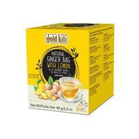 Напиток Gold Kili имбирь с лимоном 20 пакетиков