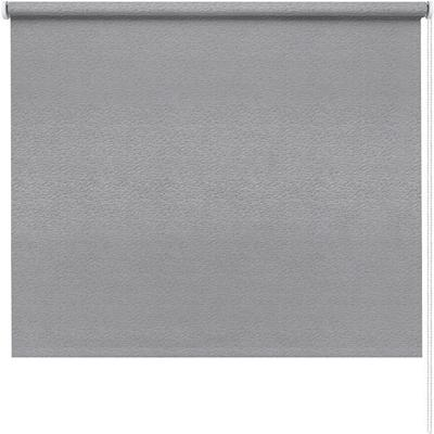 Рулонная штора Морзе серая (370x1600 мм)