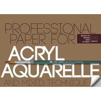 Блок-склейка для акварели и акрила Bruno Visconti А4 20 листов