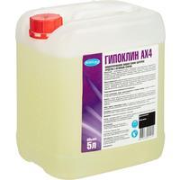Моющее средство с дезинфицирующим эффектом Бриллиант Гипоклин AX4 5 л (концентрат)