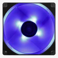 Вентилятор для компьютера Aerocool Motion 12 plus Blue 120x120 мм