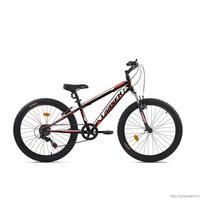 Велосипед Larsen Super Team (черный/красный)