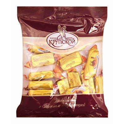 Конфеты шоколадные Караван пустыни (Фабрика имени Крупской) 200 г